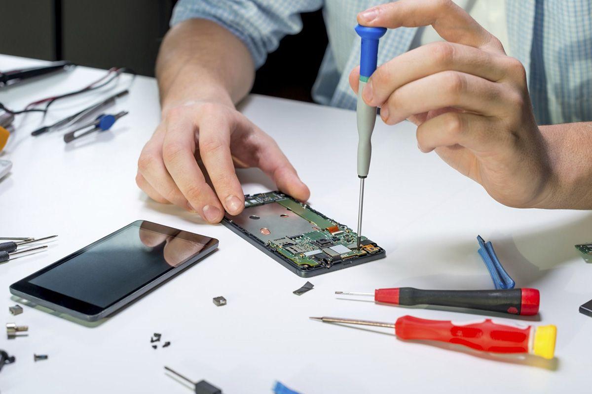 iPad, iPhone Reparatur Schwerin